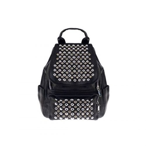 shai backpack with embellished detail