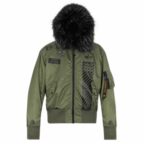ALPHA INDUSTRIES MA 1 RADIOACTIVEWGEWG