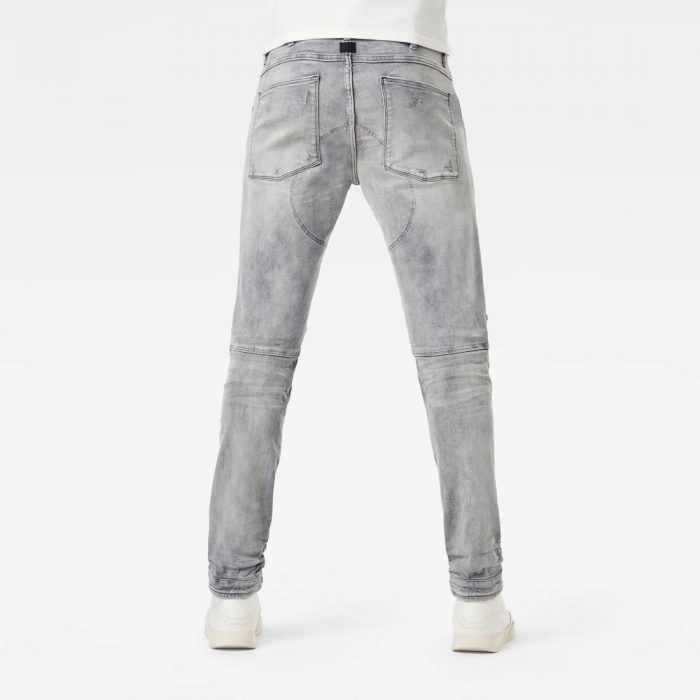 G STAR RAW 5620 3D ZIP KNEE SKINNY JEANS 2