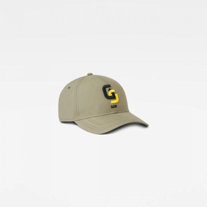 G STAR RAW AVERNUS BASEBALL CAP 3