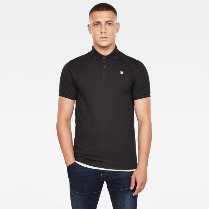 G STAR RAW DUNDA SLIM POLO 2