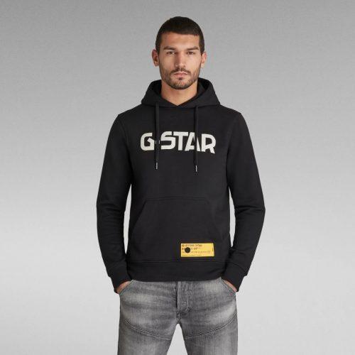 G STAR RAW G STAR HDD DK BLACK 2