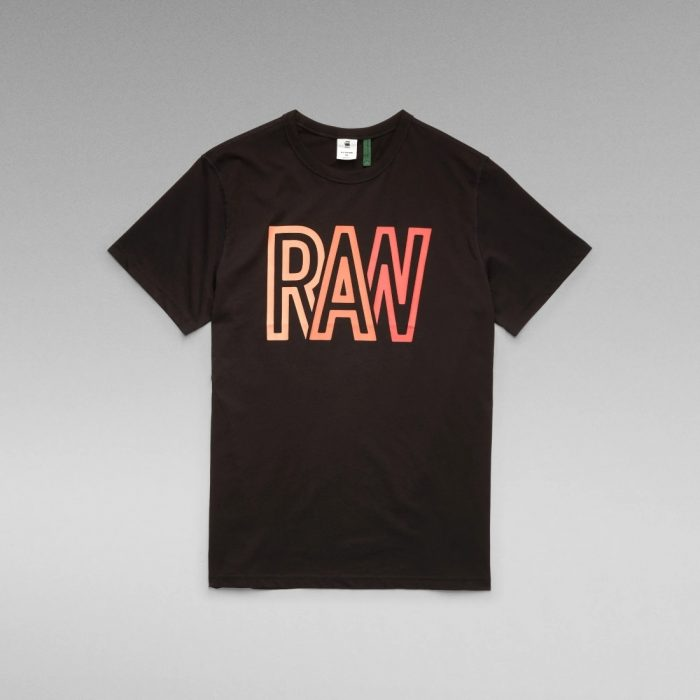G STAR RAW RAW BLACK 1