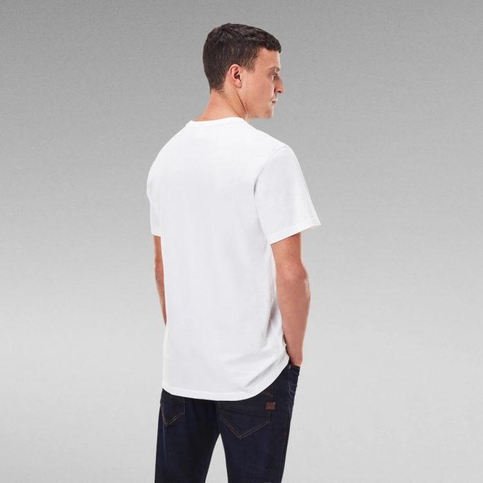 G STAR RAW RAW WHITE 5