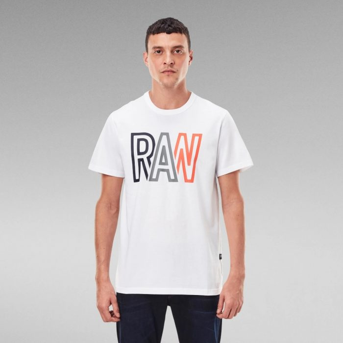 G STAR RAW RAW WHITE 7