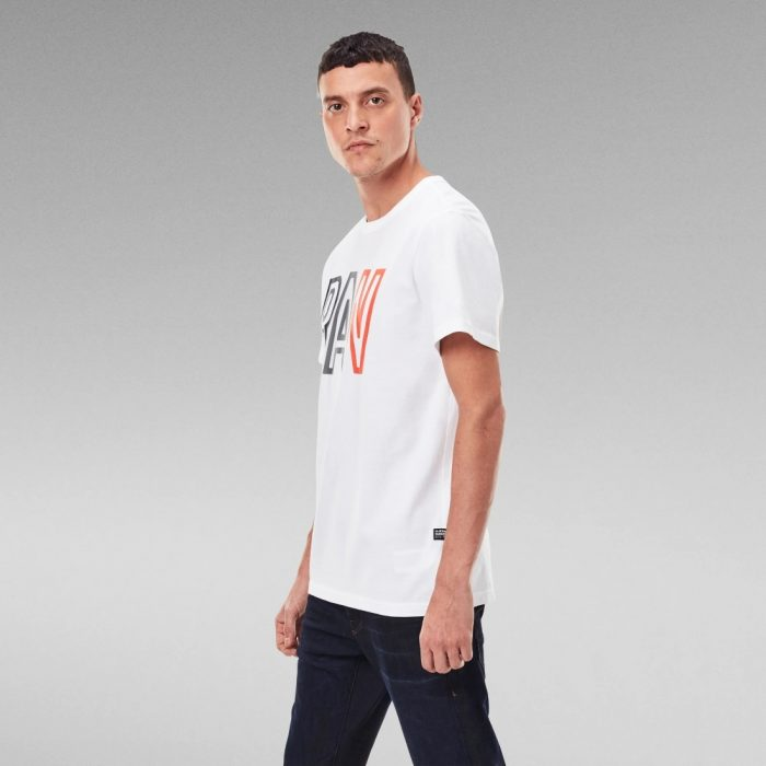 G STAR RAW RAW WHITE 8