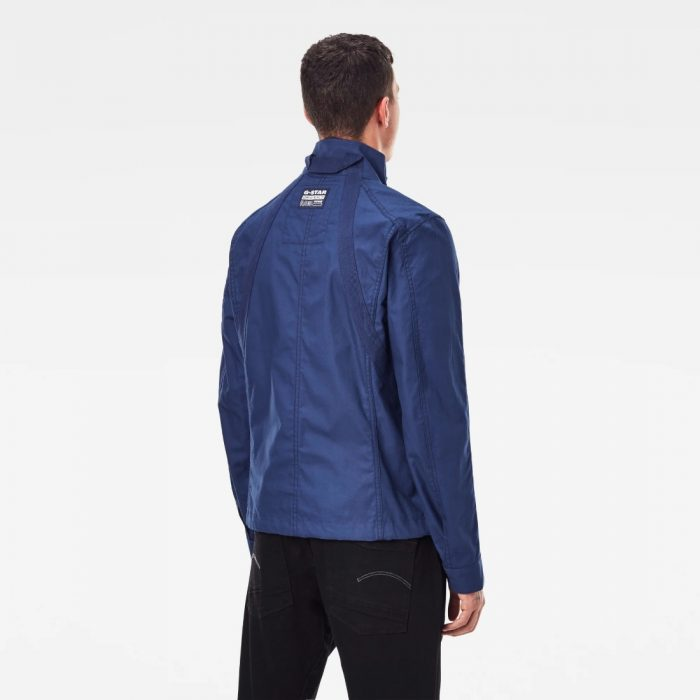 G STAR RAW UTILITY HB TAPE JKT IMPBLUE 3
