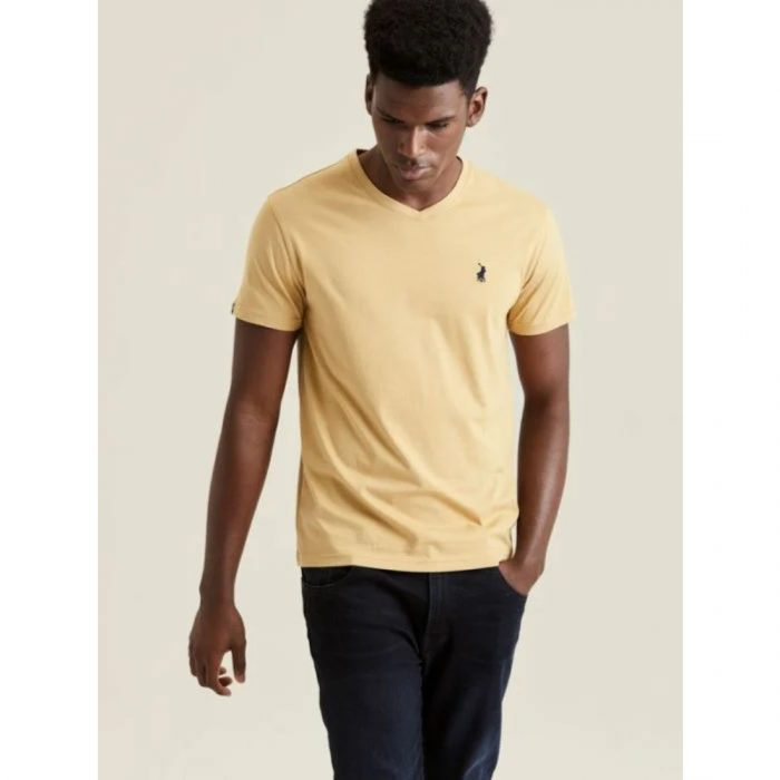 POLO MICHAEL TEE CAMEL