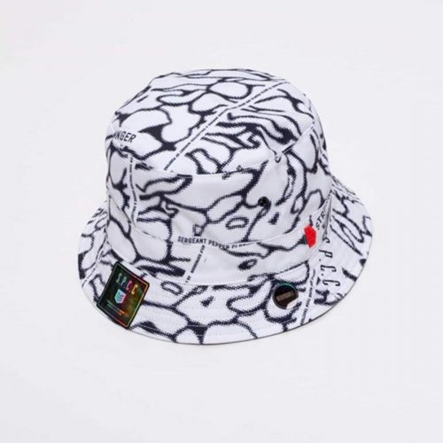 S.P.C.C KLYNE BUCKET HAT WHITE