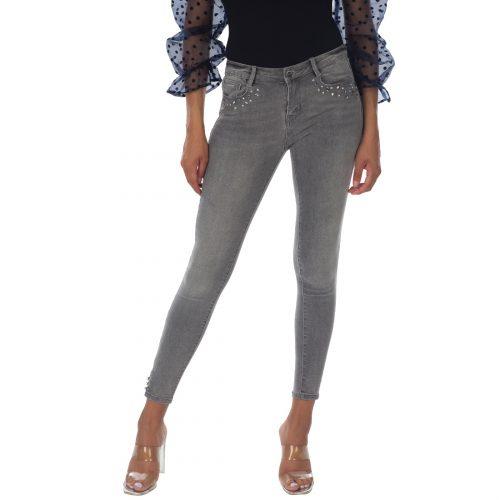 SISSY BOY lady bug low waist skinny jeans 3