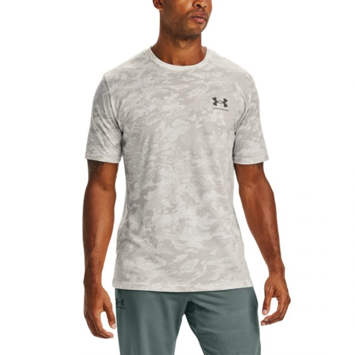 UNDER ARMOUR ALL OVER LOGO TEE