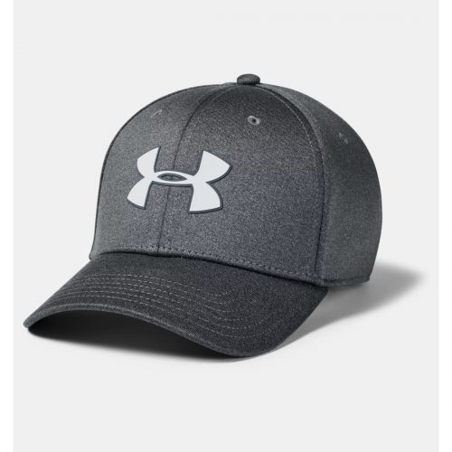UNDER ARMOUR ARMOUR TWIST STRETCH CAP PITCH GREY