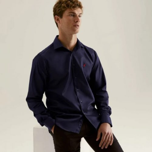 polo mens custom fit greig shirt