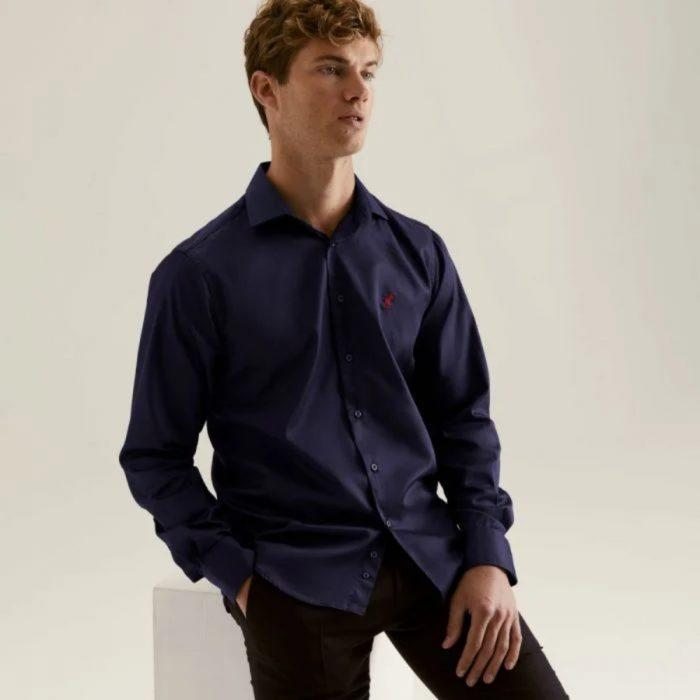 polo mens custom fit greig shirt