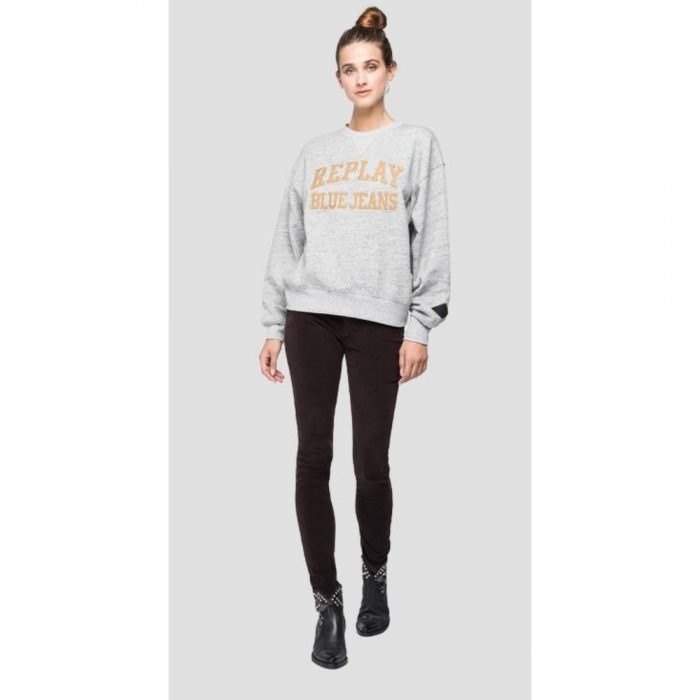 REPLAY M�LANGE SWEATER 1