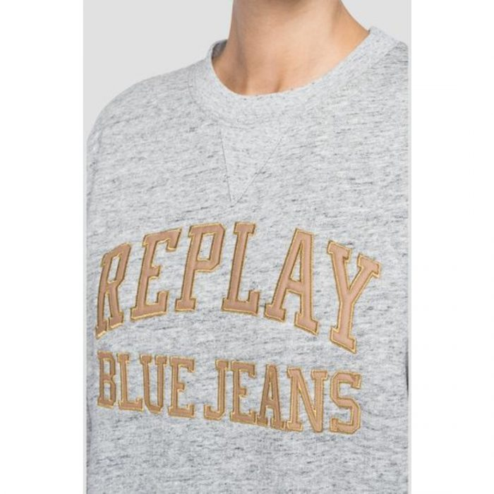 REPLAY M�LANGE SWEATER 2