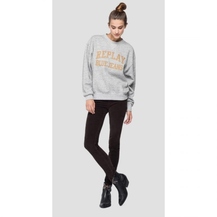 REPLAY M�LANGE SWEATER