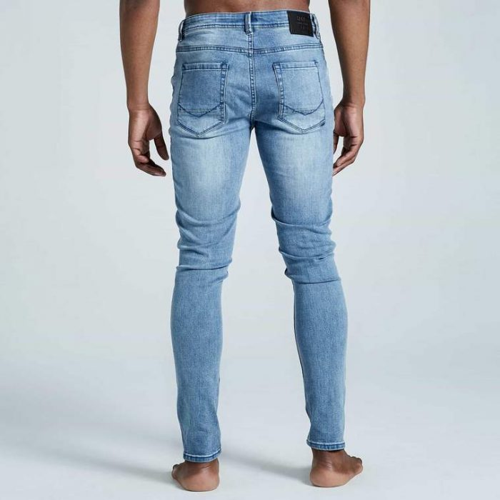 S.P.C.C THE COASTAL BLUE JEANS 2