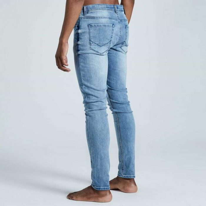 S.P.C.C THE COASTAL BLUE JEANS 3