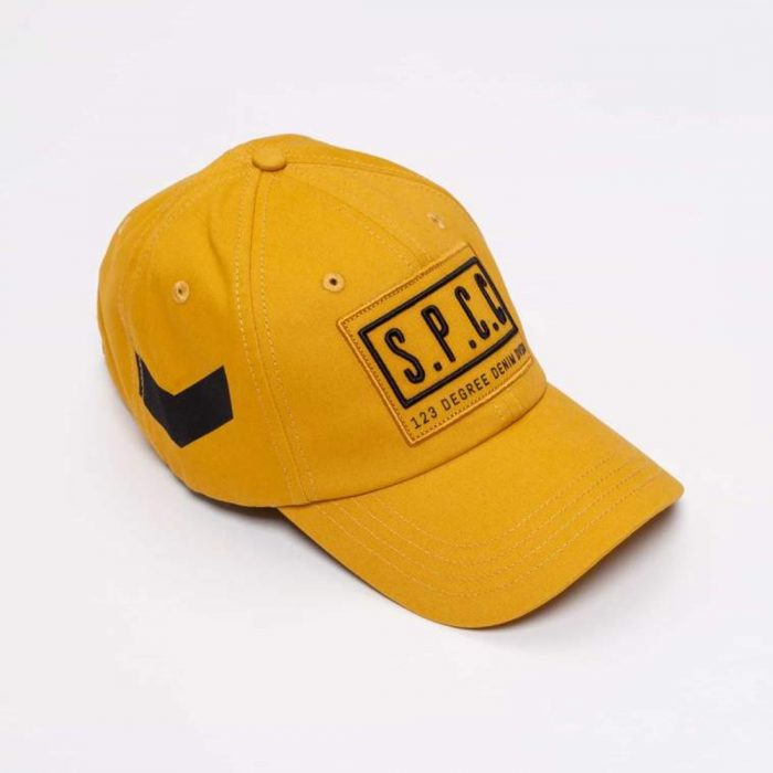 SPCC TROY CAP YELLOW