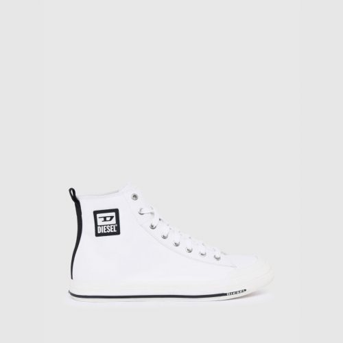 DIESEL S ASTICO MID LEATHER WHITE