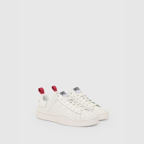 DIESEL S CLEVER LOW LACE WHITE 1
