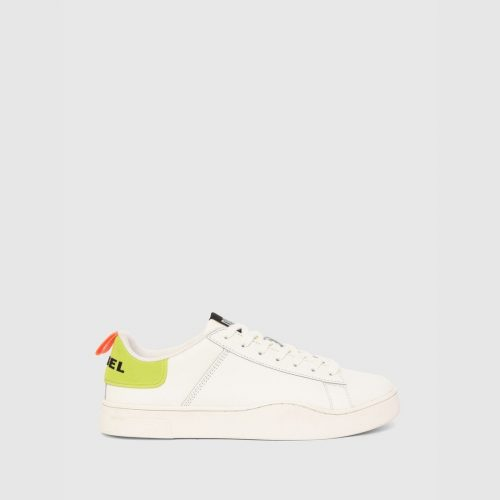 DIESEL S CLEVER LOW LACE WHITE LIME