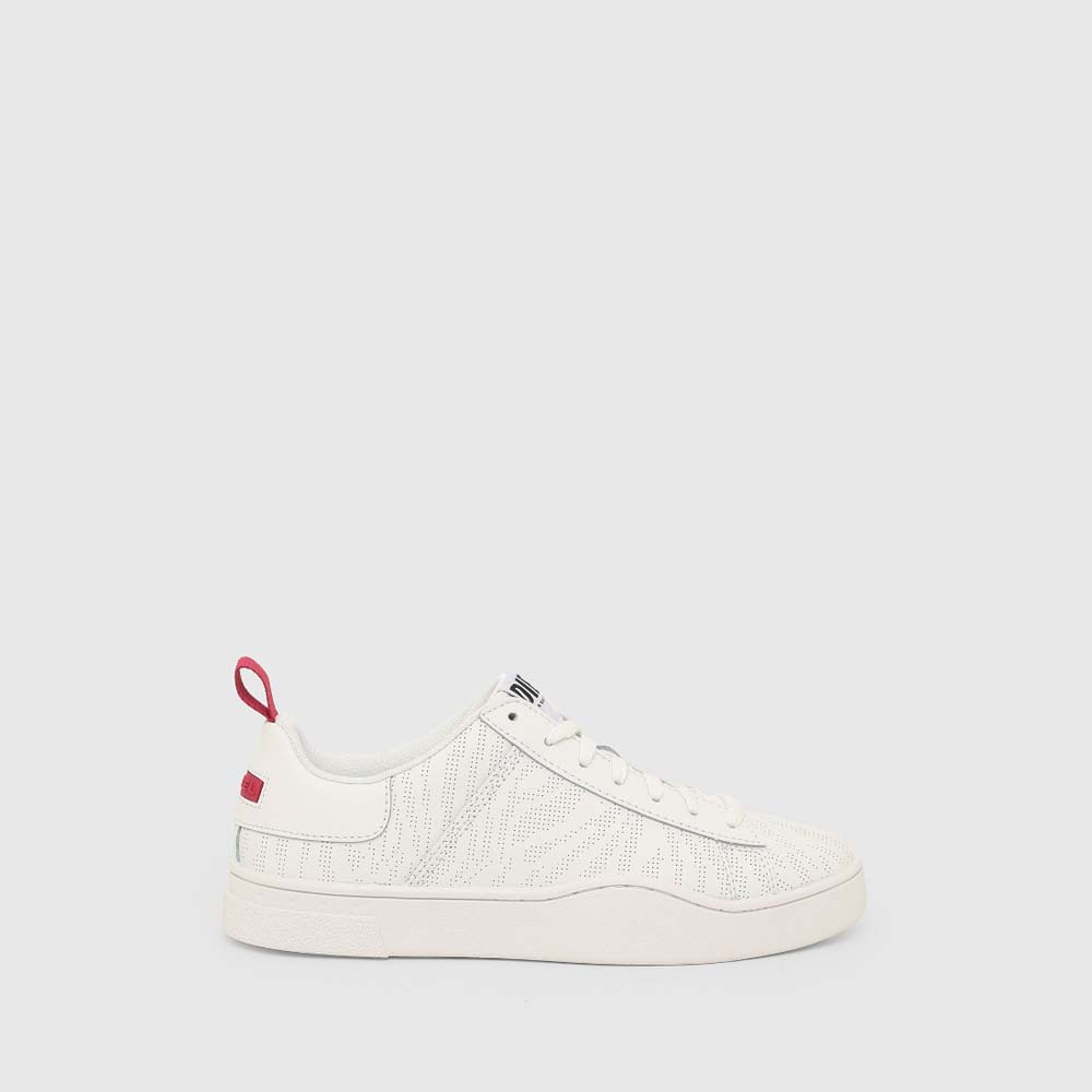 DIESEL S CLEVER LOW LACE WHITE