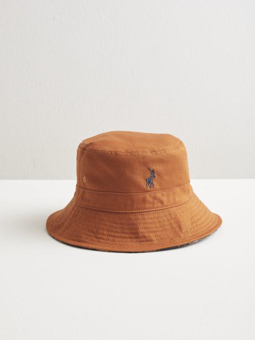 POLO BRIAN REVERSIBLE BUCKET HAT