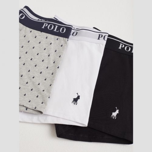 POLO CLASSIC KNIT BOXER 3 PACK 1