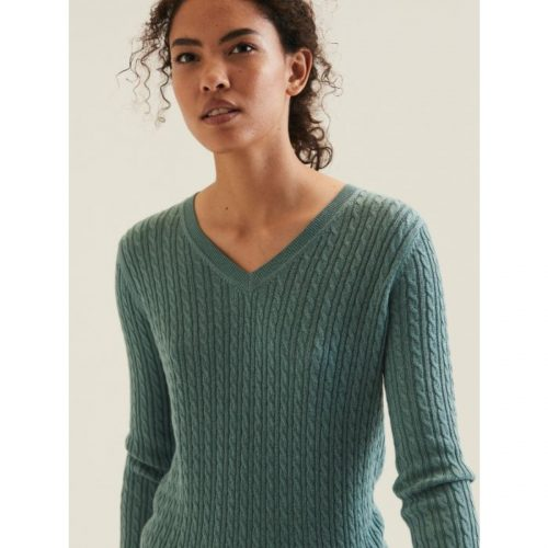 POLO KATE CABLE PULL OVER