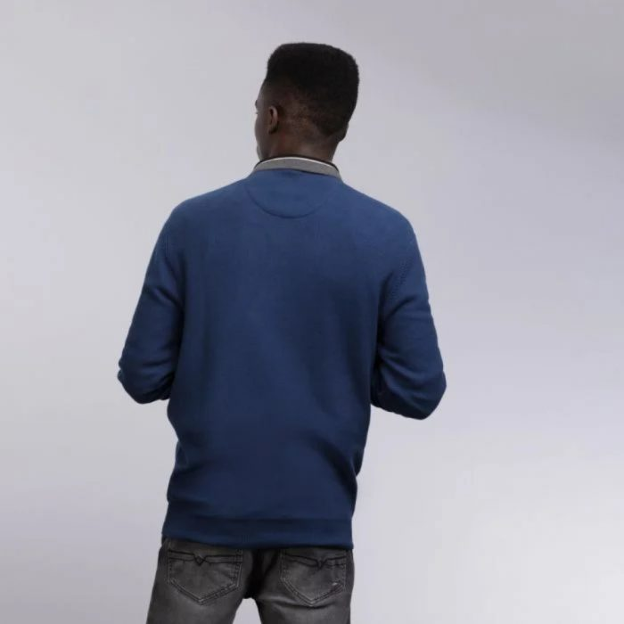POLO LEWIS TEXTURED PULLOVER 2