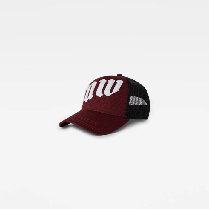 G STAR FELT BASEBALL TRUCKER CAP
