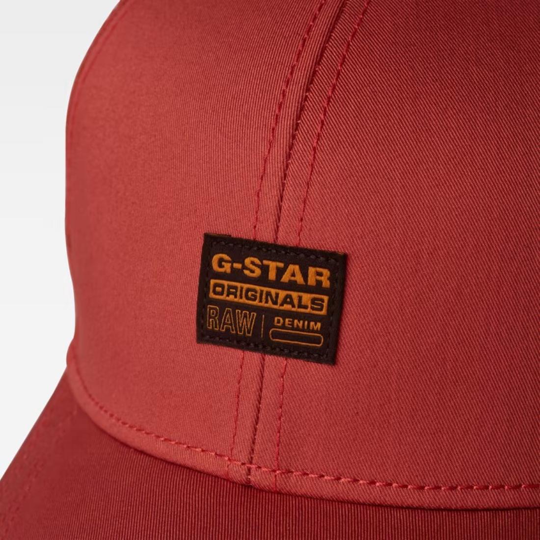 G STAR RAW ORIGINALS BASEBALL CAP 1