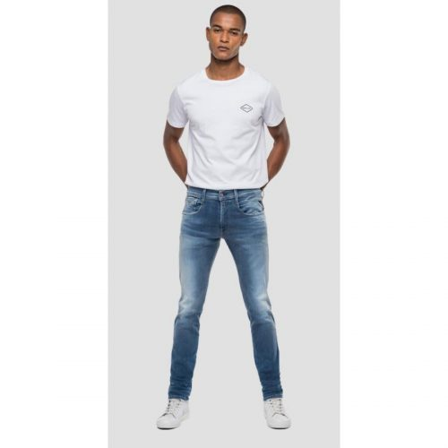 REPLAY SLIM FIT HYPERFLEX RE USED ANBASS JEANS 5 1