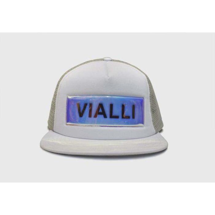 VIALLI PEPE CAP WHITE 1