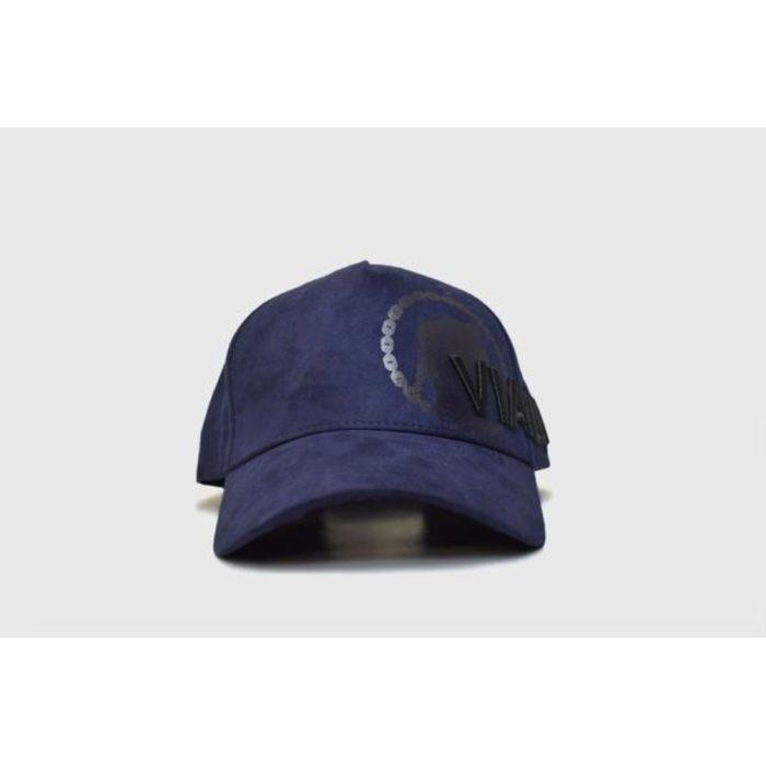 VIALLI VATA CAP NAVY 1
