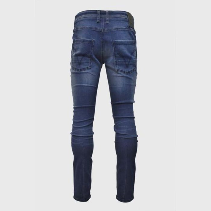 VIALLI Deno Strato Fit Jeans Navy 5