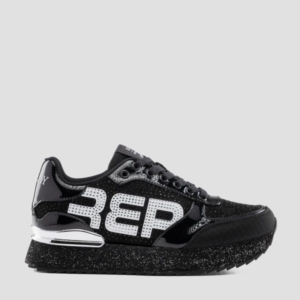 REPLAY HARPERS BLACK